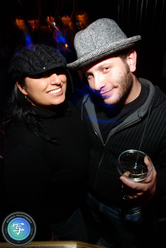 Darude at Body English Nightclub