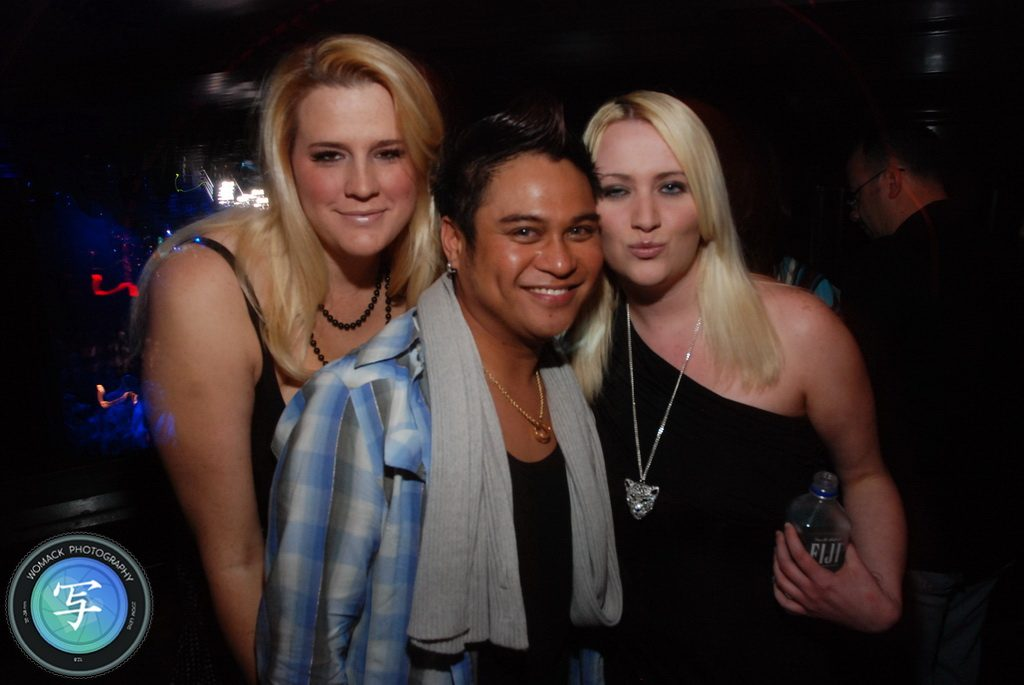 HOT Photos at Body English Nightclub