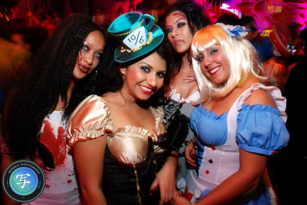 Halloween 2008 at JET Nightclub