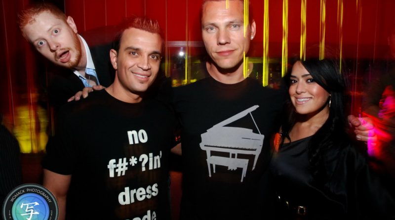 Tiesto at Industry Mondays - JET Nightclub