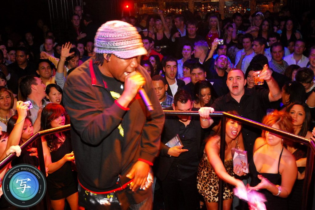 KRS-One at Body English