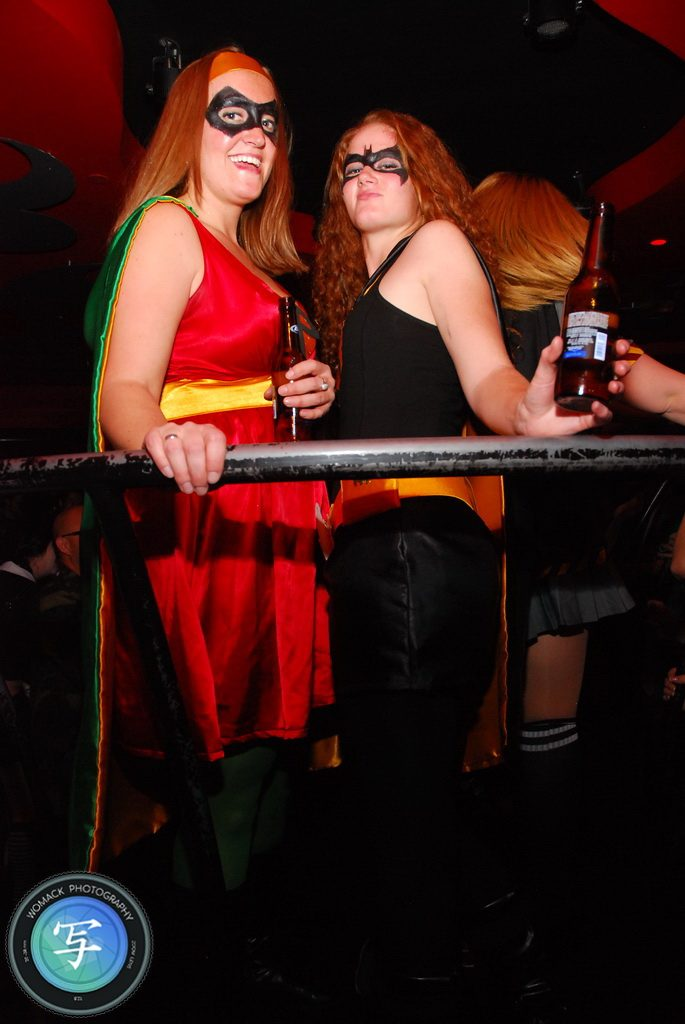 Cathouse at Luxor Halloween 2009