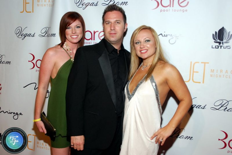 Vegas Prom 2008 at Bare Pool - Red Carpet