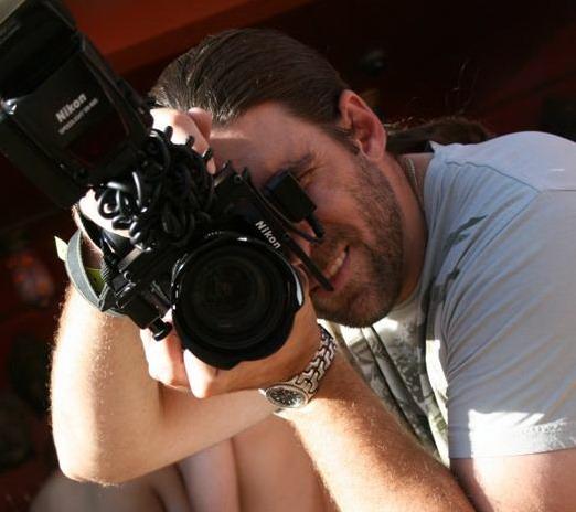 Photographer Jeremy Womack